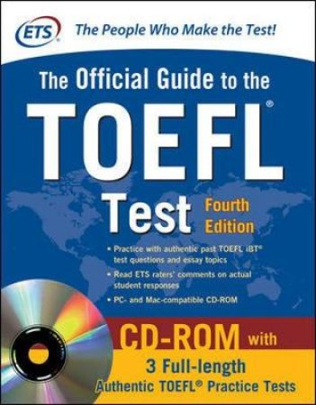 Official Guide to the Toefl Test by Educational Testing Service