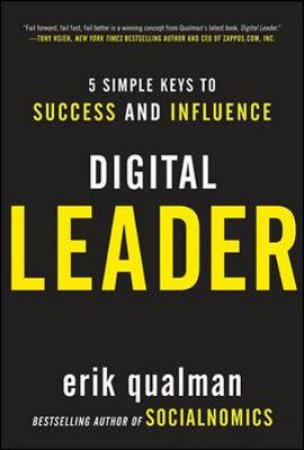 Digital Leader by Erik Qualman