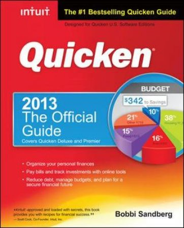 Quicken 2013 by Bobbi Sandberg