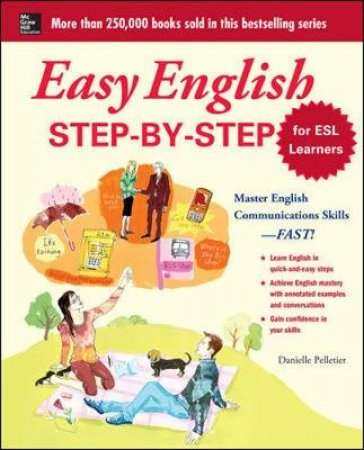 Easy English Step-by-Step by Danielle Pelletier