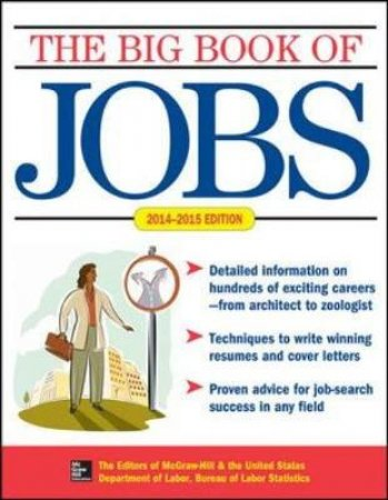 The Big Book of Jobs 2014-2015 by McGraw-Hill