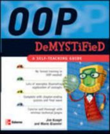 Oop Demystified by James Edward Keogh & Mario Giannini