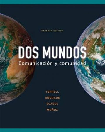 Dos mundos by Tracy D. Terrell & Magdalena Andrade & Jeanne Egasse & Elyas Miguel Muyoz