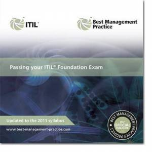 Passing Your ITIL Foundation Exam by Stationery Office