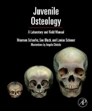 Juvenile Osteology by Maureen Schaefer & Sue Black & Louise Scheuer