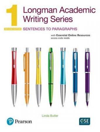 Longman Academic Writing Series 1 by Linda Butler