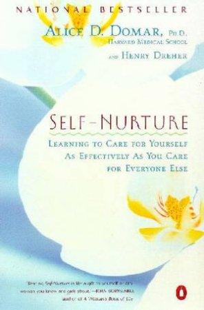 Self-Nurture by Alice D. Domar