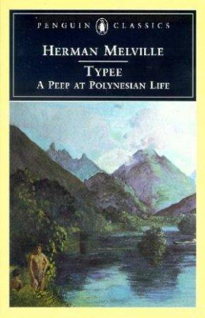 Typee by Herman Melville & John Bryant