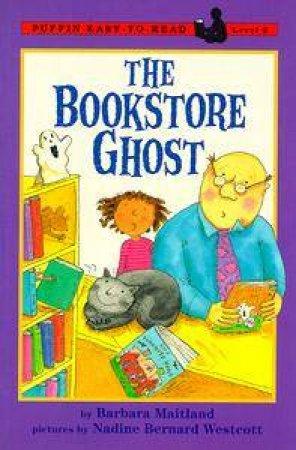 The Bookstore Ghost by Barbara Maitland & Barbara Funnell & Nadine Bernard Westcott