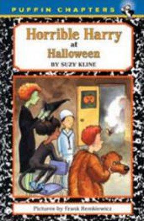 Horrible Harry at Halloween by Suzy Kline & Frank Remkiewicz