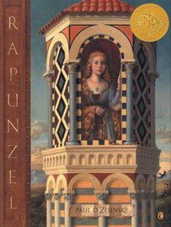 Rapunzel by Paul O. Zelinsky & Paul O. Zelinsky