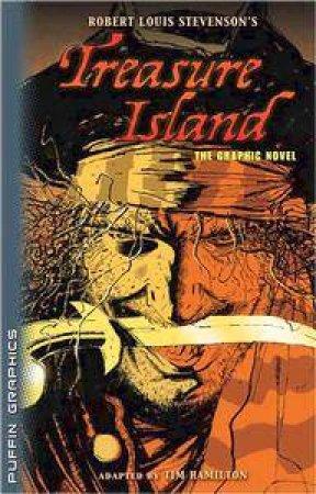Treasure Island by Robert Louis Stevenson & Tim Hamilton