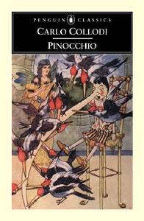 Pinocchio by Carlo Collodi & Carlo Colloci & Charles Folkard & M. A. Murray & G. Tassinari