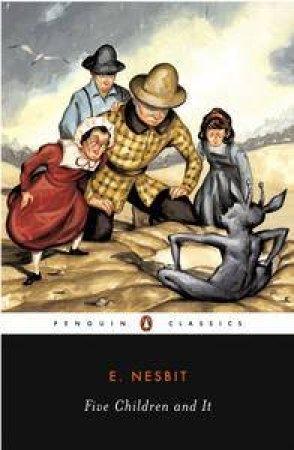 Five Children And It by Edith Nesbit & Gillian Avery & H. R. Millar
