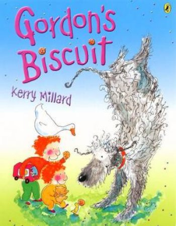 Gordon's Biscuit by Kerry Millard