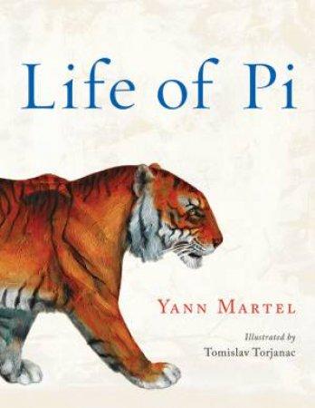 Life of Pi by Yann Martel & Tomislav Torjanac
