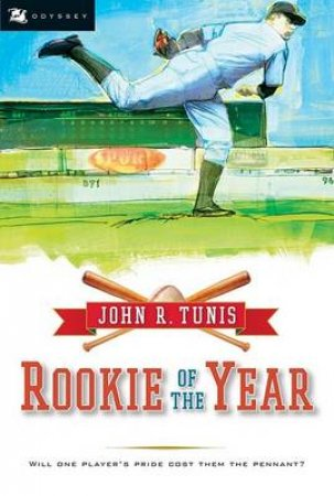 Rookie of the Year by John R. Tunis & Bruce Brooks