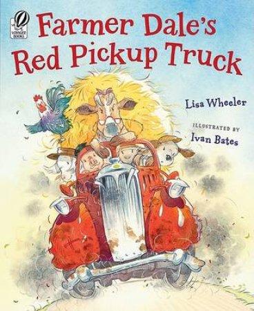 Farmer Dale's Red Pickup Truck by Ivan Bates & Ivan Bates