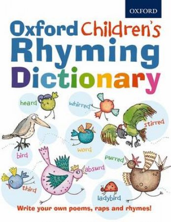 Oxford Children's Rhyming Dictionary by John Foster
