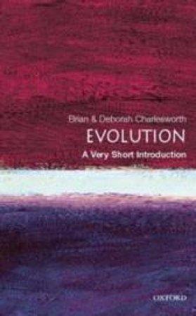 Evolution by Brian Charlesworth