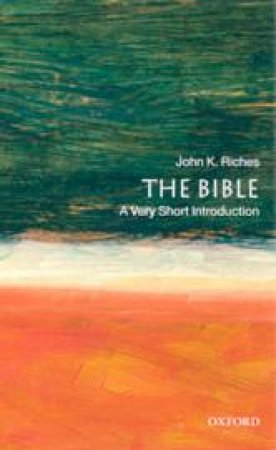 The Bible by John Kenneth Riches