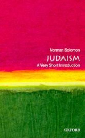 Judaism by Norman Solomon
