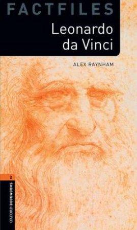 Leonardo da Vinci by Alex Raynham