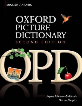 Oxford Picture Dictionary by Jayme Adelson-Goldstein & Norma Shapiro