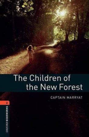 The Children of New Forest by Captain Marryat & Rowena Akinyemi