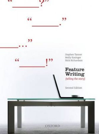 Feature Writing by Stephen Tanner & Molly Kasinger & Nick Richardson