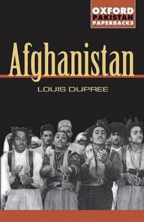 Afghanistan by Louis Dupree