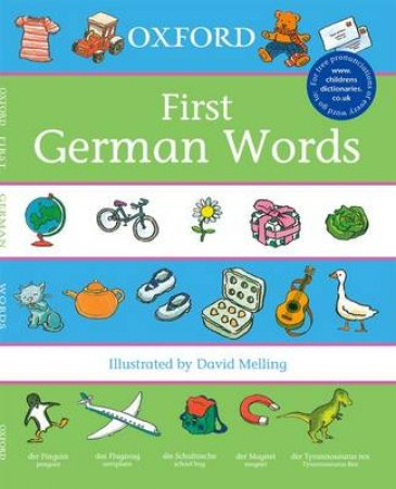 First German Words by Neil Morris & David Melling