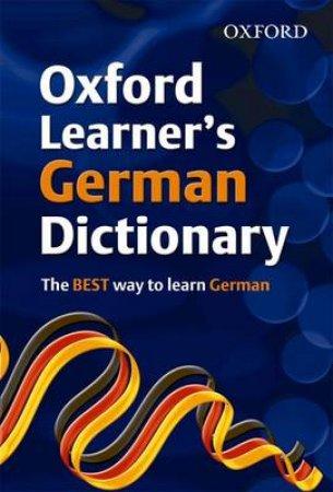 Oxford Learner's German Dictionary by Valerie Grundy & Nicholas Rollin & Eva Vennebusch & Helen Warren & Sally Wehmeier
