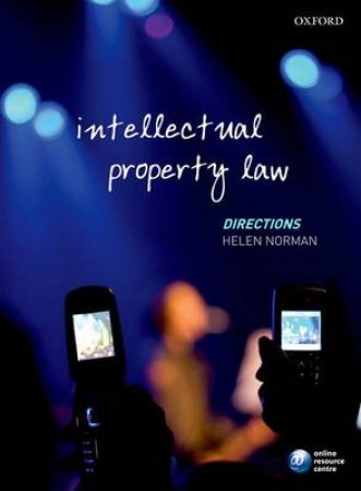 Intellectual Property Law by Helen Norman
