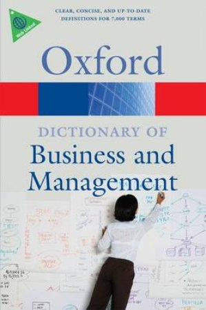 A Dictionary of Business and Management by Jonathan Law
