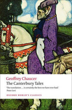 The Canterbury Tales by Geoffrey Chaucer & David Wright