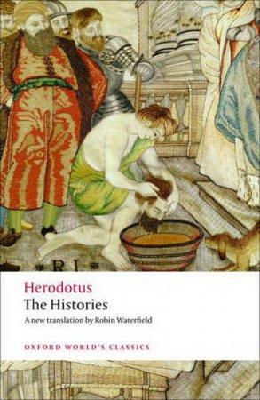 The Histories by Herodotus & Robin Waterfield & Carolyn Dewald