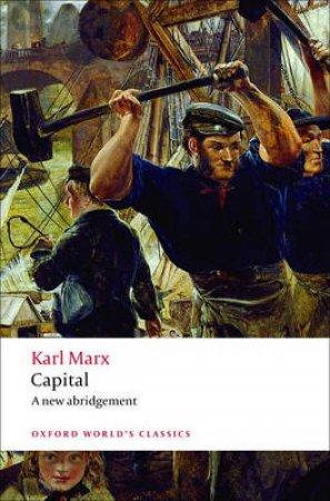 Capital by Karl Marx & David McLellan