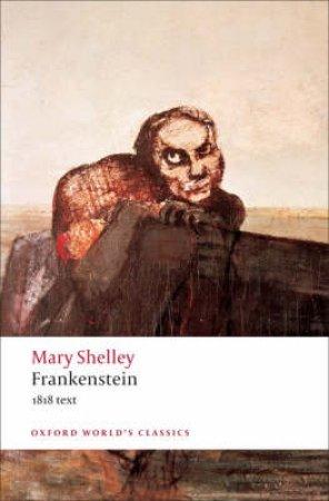 Frankenstein by Mary Wollstonecraft Shelley & Marilyn Butler