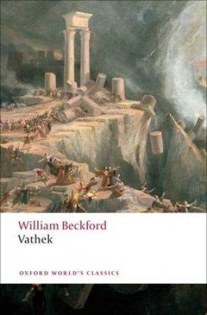 Vathek by William Beckford & Richard Lonsdale