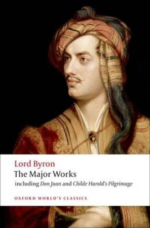 Lord Byron by George Gordon Byron Byron & Jerome J. McGann