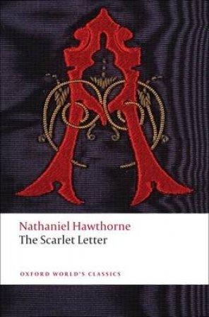 The Scarlet Letter by Nathaniel Hawthorne & Brian Harding & Cindy Weinstein
