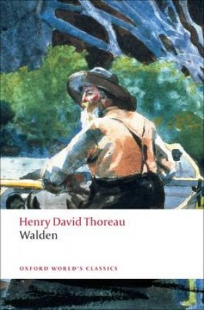 Walden by Henry David Thoreau & Stephen Fender