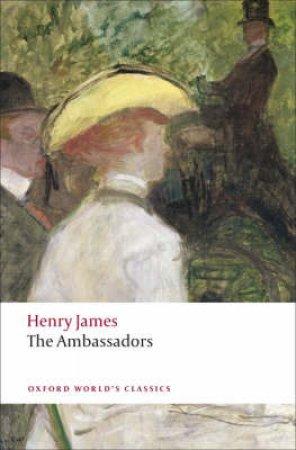 The Ambassadors by Henry James & Christopher Butler