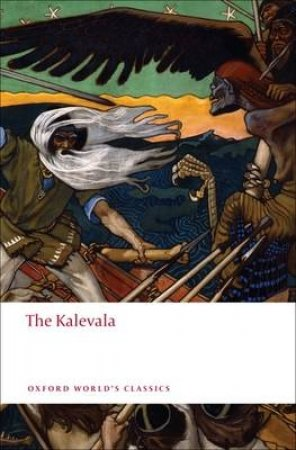 The Kalevala by Elias Lonnrot & Keith Bosley & Albert B. Lord