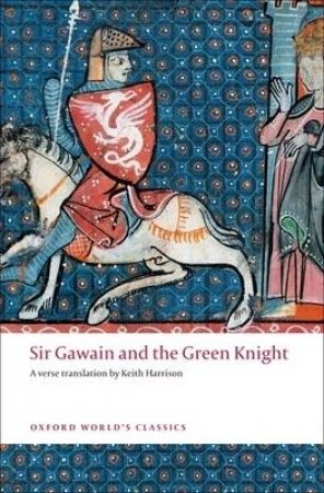 Sir Gawain and the Green Knight by Keith Harrison & Helen Cooper