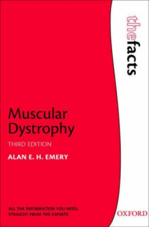 Muscular Dystrophy by Alan E. H. Emery