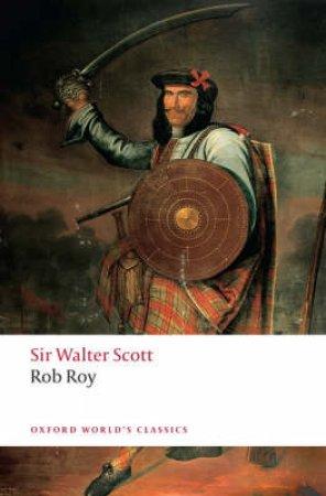 Rob Roy by Walter Scott & Ian Duncan