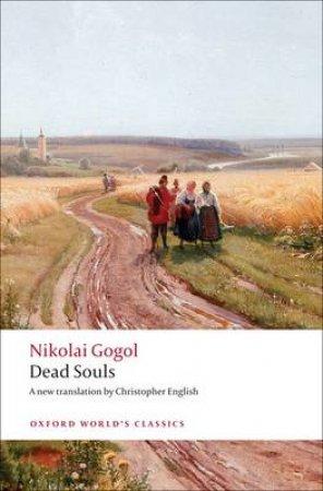 Dead Souls by Nikolai Vasilevich Gogol & Christopher English & Robert Maguire