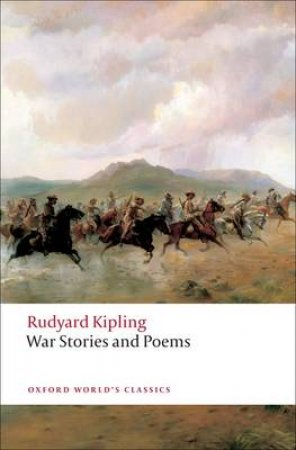 War Stories and Poems by Rudyard Kipling & Andrew Rutherford